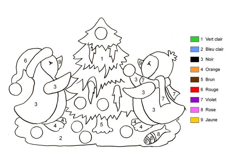 1000 images about coloriage magique on pinterest sons - Coloriage magique sons ...