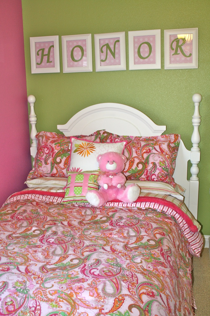 Ralph Lauren Paisley Bedding Honor S Big Girl Room