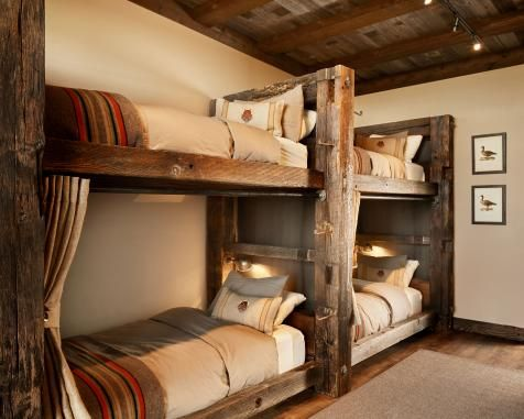 Trending Remote Luxury Rustic Bunk Beds Bunk Beds Built In Cabin Bunk Beds