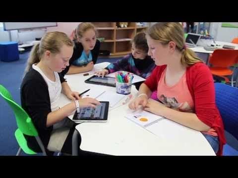 Hoe ziet het klaslokaal eruit in 2025? #innovatie