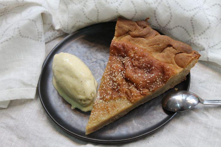 En France, le Nord recèle de petites pépites gastronomiques. Après la tarte au maroilles, place à la tarte au sucre. Un dessert…