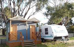 Caravan and Camping sites at BIG4 St Helens Holiday Park