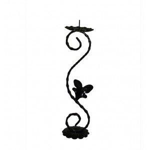 Suport fier forjat aranjamente florale 2