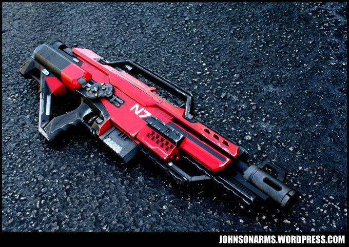 Best Nerf Gun Mods