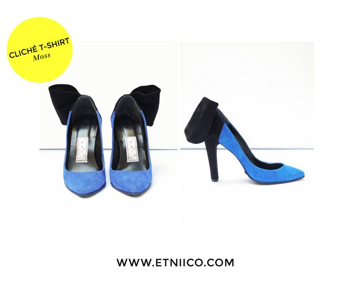 No closet is complete without a set of killer heels. ROSICA MIRSK designed this Bow stiletto's that will take your breath away.  Shop now: http://bit.ly/1ELt04j  #Shoes #heels #fashion #woman #style #fashionistas #etniico
