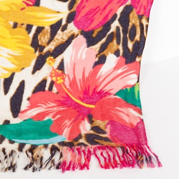 Zara Home, Tanzania Blanket, $159