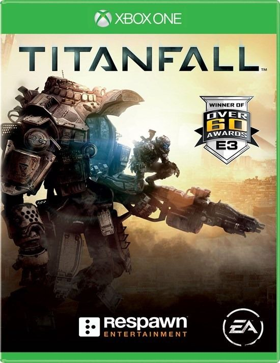 Titanfall Xbox One cover revealed | Lazygamer .:: The Worlds Best ...