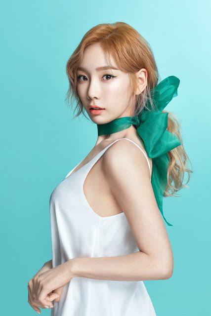 More of SNSD TaeYeon's charming pictures from banila co. ~ Wonderful Generation ~ All About SNSD, Wonder Girls, and f(x)