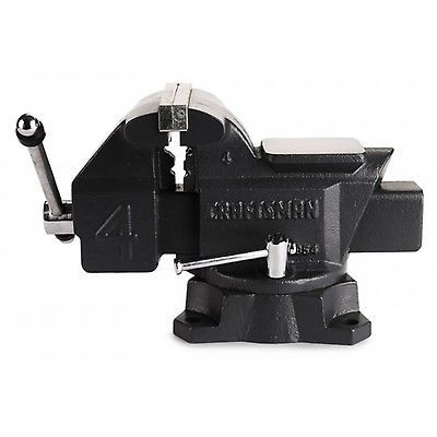 Clamps and Vises 20761: New Craftsman Bench Vise Clamp Machine Repair Woodworking Vice Tools Press 4Inch -> BUY IT NOW ONLY: $62.99 on eBay!