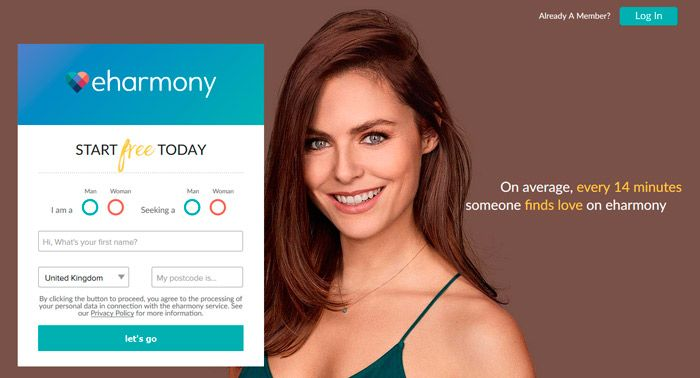 Eharmony Uk Review Perfect Match Uned