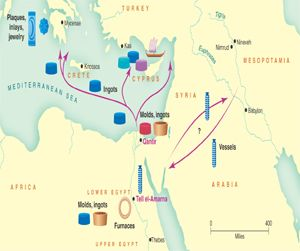 7 best images about Egyptian trade route on Pinterest | Egypt ...