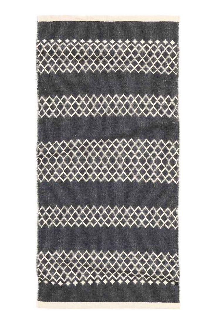 Jacquard szövésű pamutszőnyeg | H&M