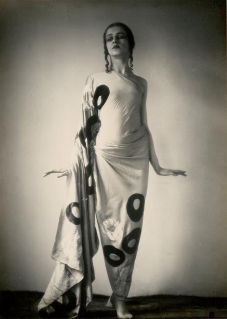 Fernando Pasta - La danseuse Jia Ruskaia, étoile de la Scala de Milan, 1931-35