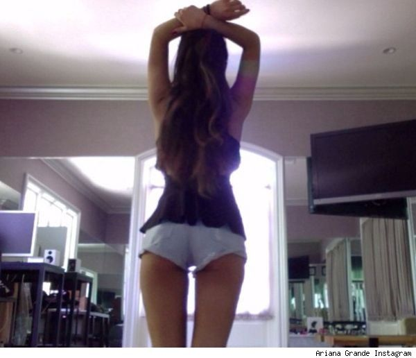 Ariana Grande: Eating Disorder Rumors Shut Down on Arianas Tumblr | Cambio