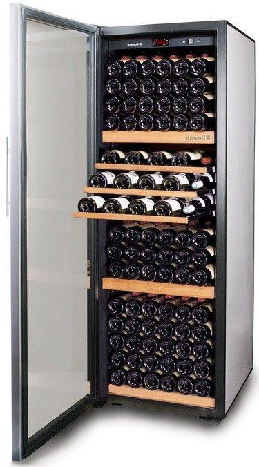 Waeco CS 200 D vinkøleskab V fyldt