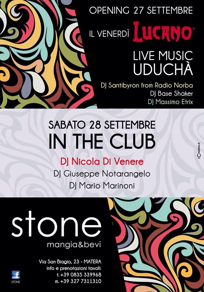 Stone Matera