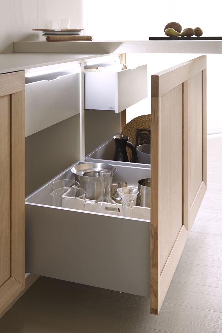 Mejores 42 imágenes de Muebles de Cocina en Pinterest | Muebles de ...
