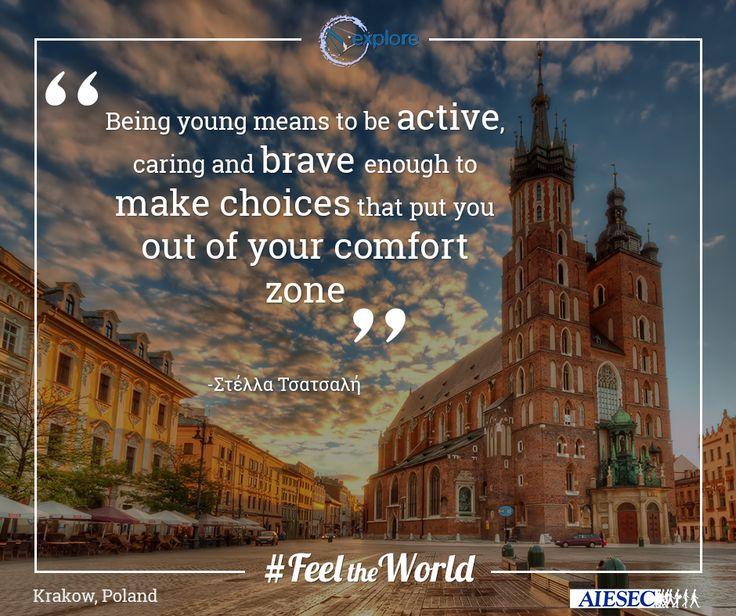 Κάθε ταξίδι είναι μια πρόκληση, να γνωρίσεις εσένα αλλά και τον κόσμο.. και είναι τόσα πολλά αυτά που έχεις να μάθεις και να δεις αρκεί να πάρεις το ρίσκο!  Are you brave enough to #FeeltheWorld?