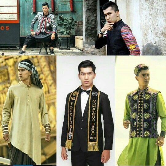 Mister Tourism Indonesia 2016 Sumatera Barat