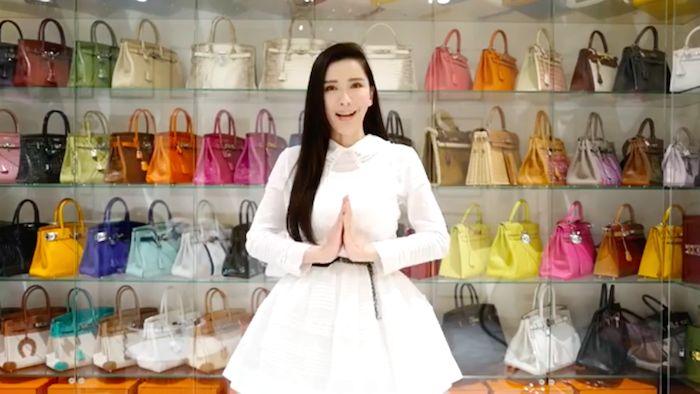 Jamie Chua New Luxury Closet 2016 And Birkin Hermes Bags