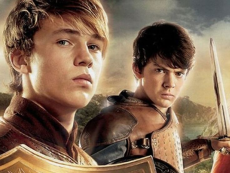 Narnia | Peter and Edmund, Brothers in Arms!