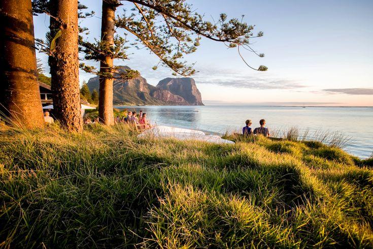 The perfect honeymoon destination | Lord Howe Island