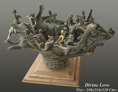 """Check out new work on my @Behance portfolio: """"Buy Decorative Metal sculptures…"""