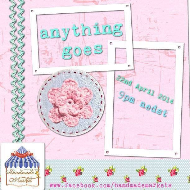 Anything Goes Market Night opens at 9pm, on Tuesday 22nd April, 2014