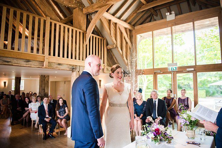 The Best Barn Wedding Venues In Surrey At Bury Court Chwv