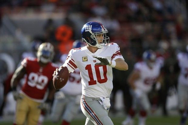 NFL TV schedule: What time, channel is Kansas City Chiefs vs. New York Giants (11/19/17)? Live stream, how to watch online