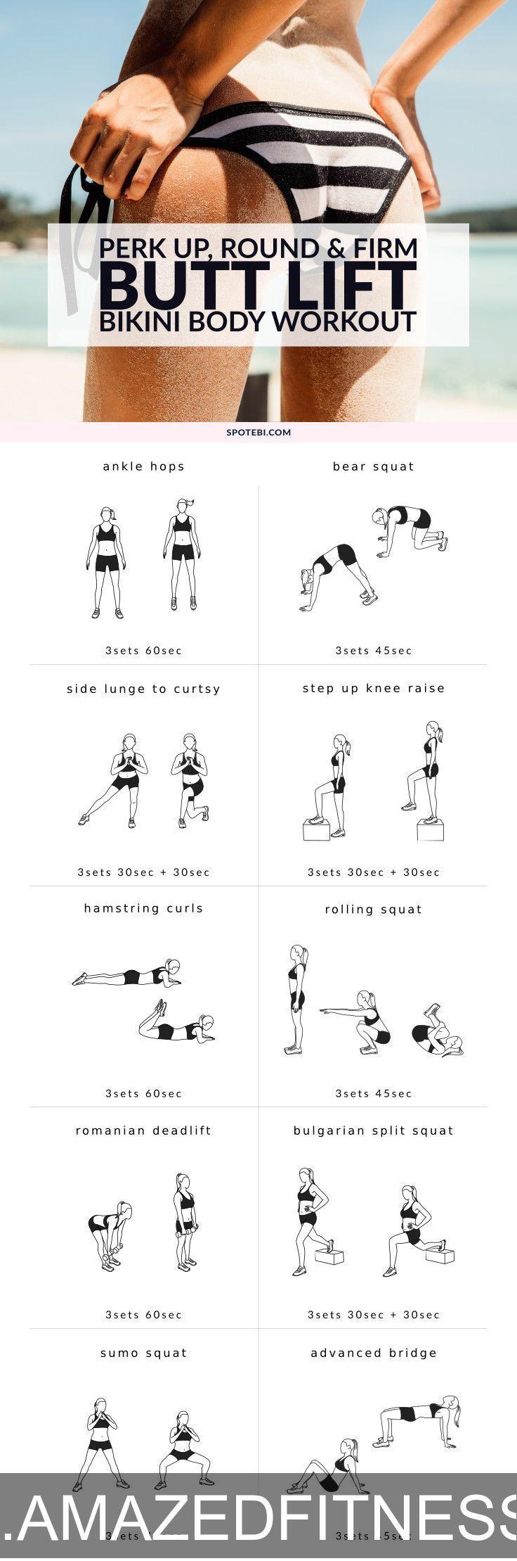 #butt  #Fitness #Bkini