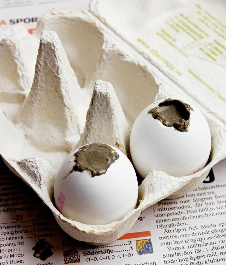 Så gjuter du påskens finaste ägg