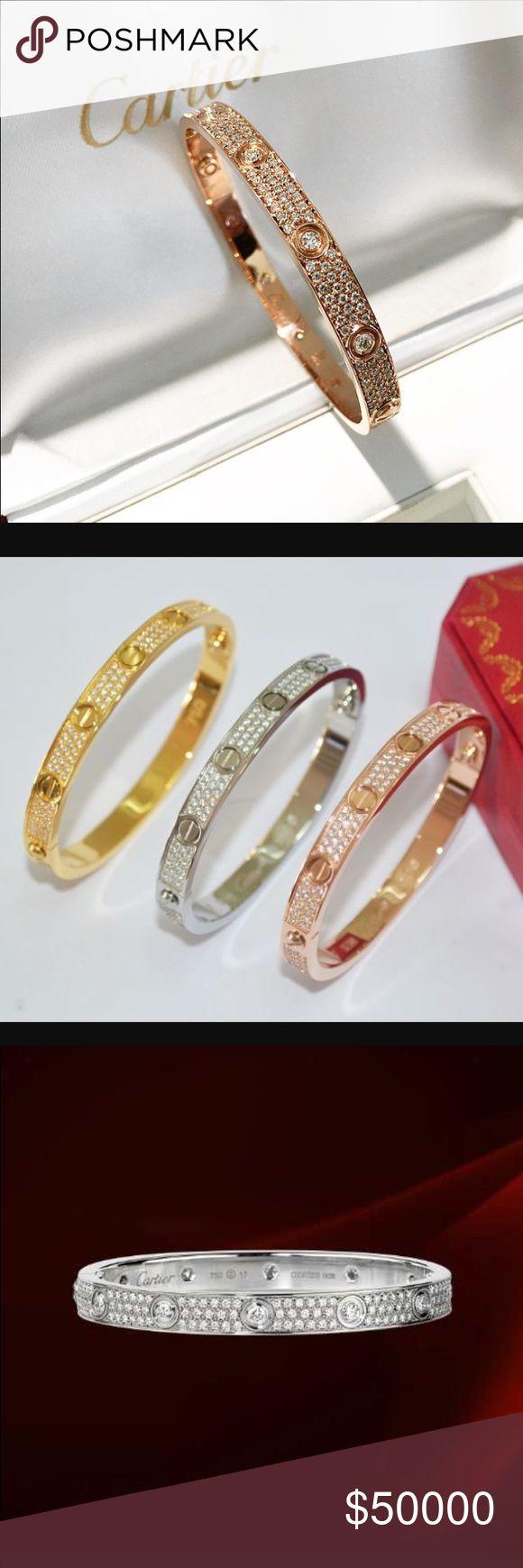 25+ best ideas about Cartier love bracelet on Pinterest ...