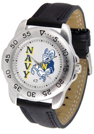 Navy Midshipmen Gameday Sport Men's Watch by Suntime