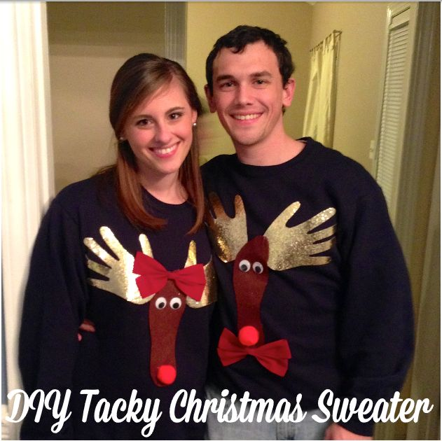 24 best diy ugly christmas sweater images on pinterest diy ugly 15 do it yourself ugly christmas sweaters solutioingenieria Image collections