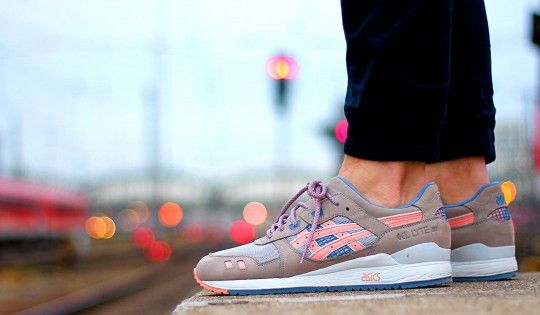 asics gel lyte 3 dames flamingo