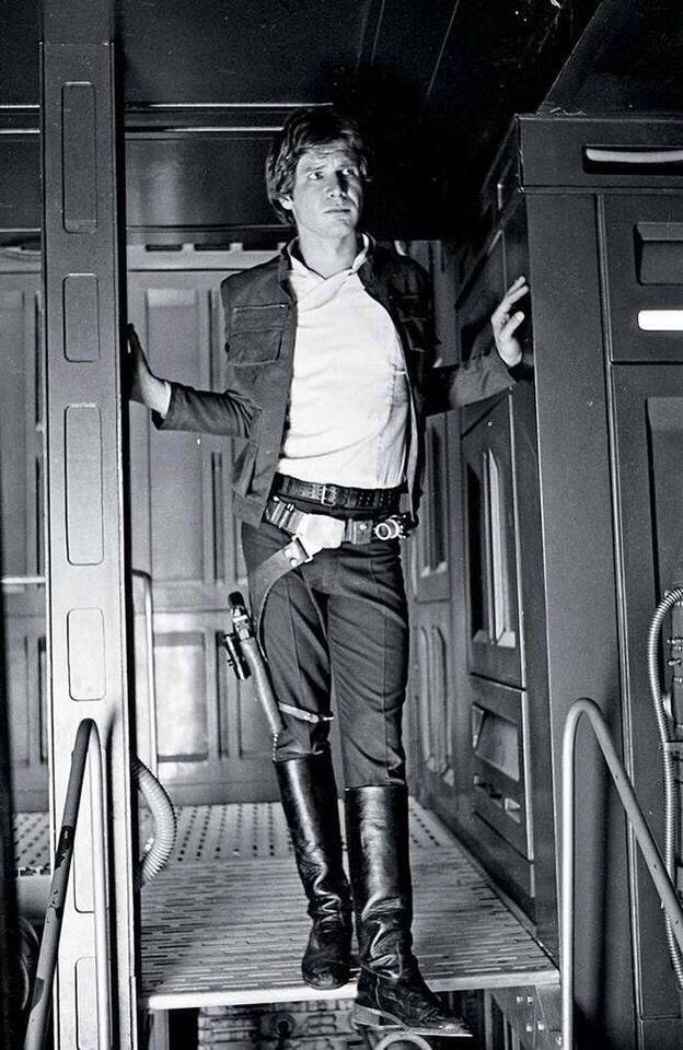 Han Solo #starwars