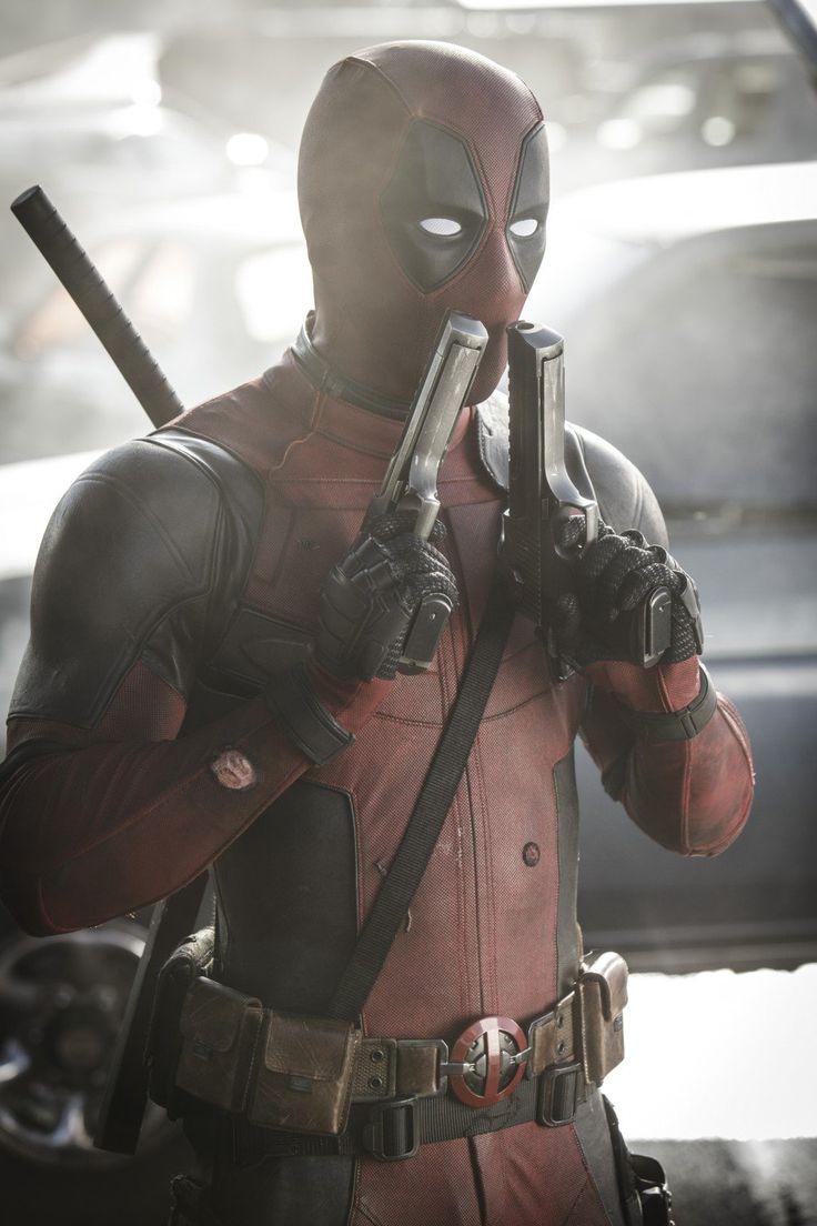 Three New Deadpool Movie Images!