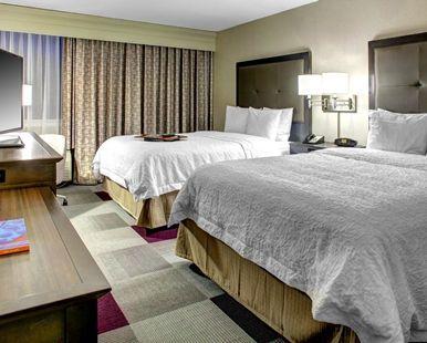 Hampton Inn Miami-Coconut Grove/Coral Gables Hotel, FL - 2 Double Bed Room