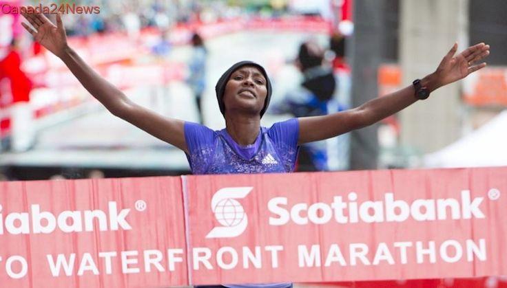 Watch the Toronto Waterfront Marathon