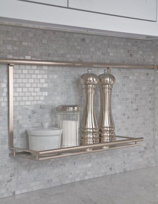 M s de 25 ideas incre bles sobre marble tile backsplash en pinterest baldosas de m rmol de - Exceptional backsplash kitchen interiors artistic look ...