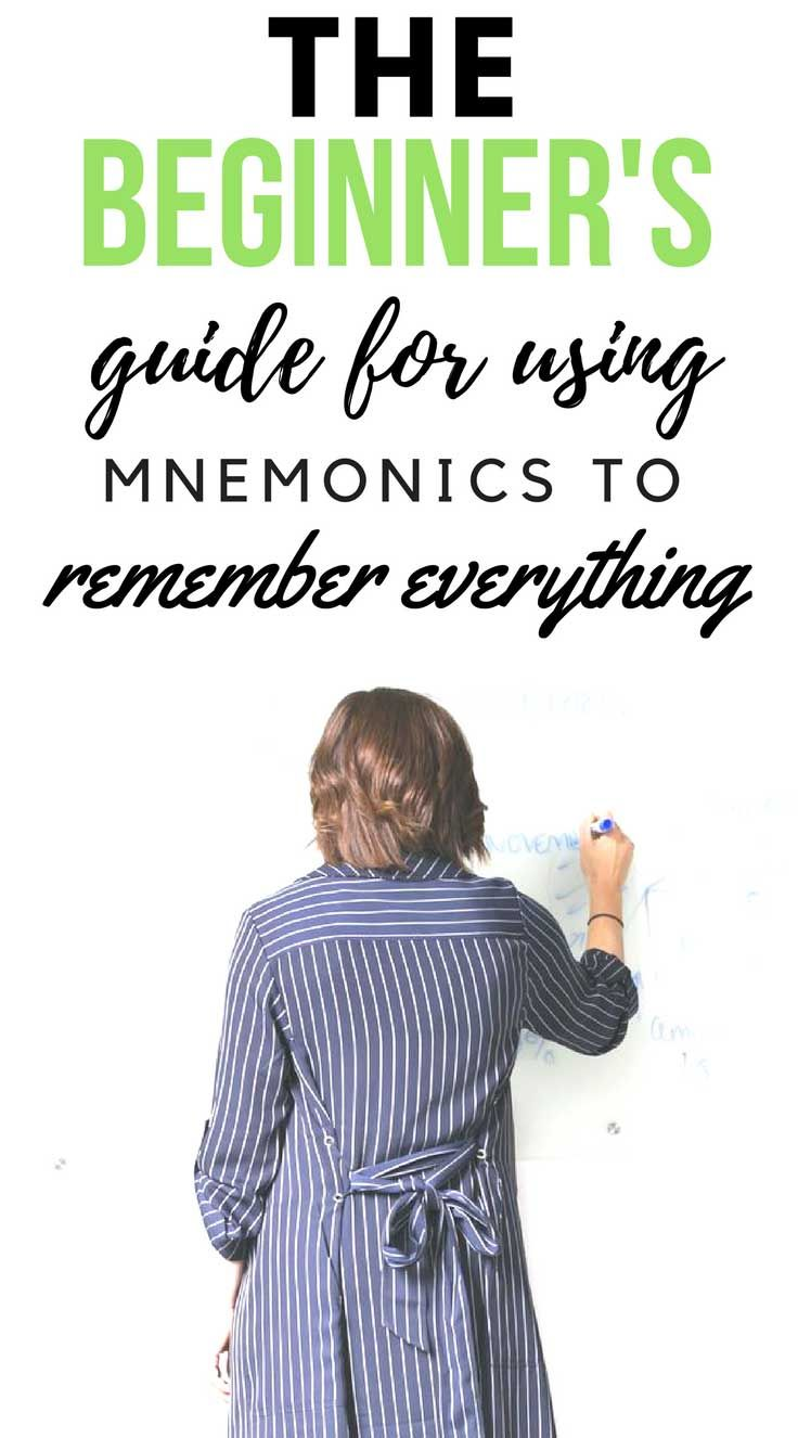 Mnemonics Are More Than Just Cutesy Rhymes To Help You Remember The Colors Of Rainbow They Can Credit Card Numbers Book Outlines