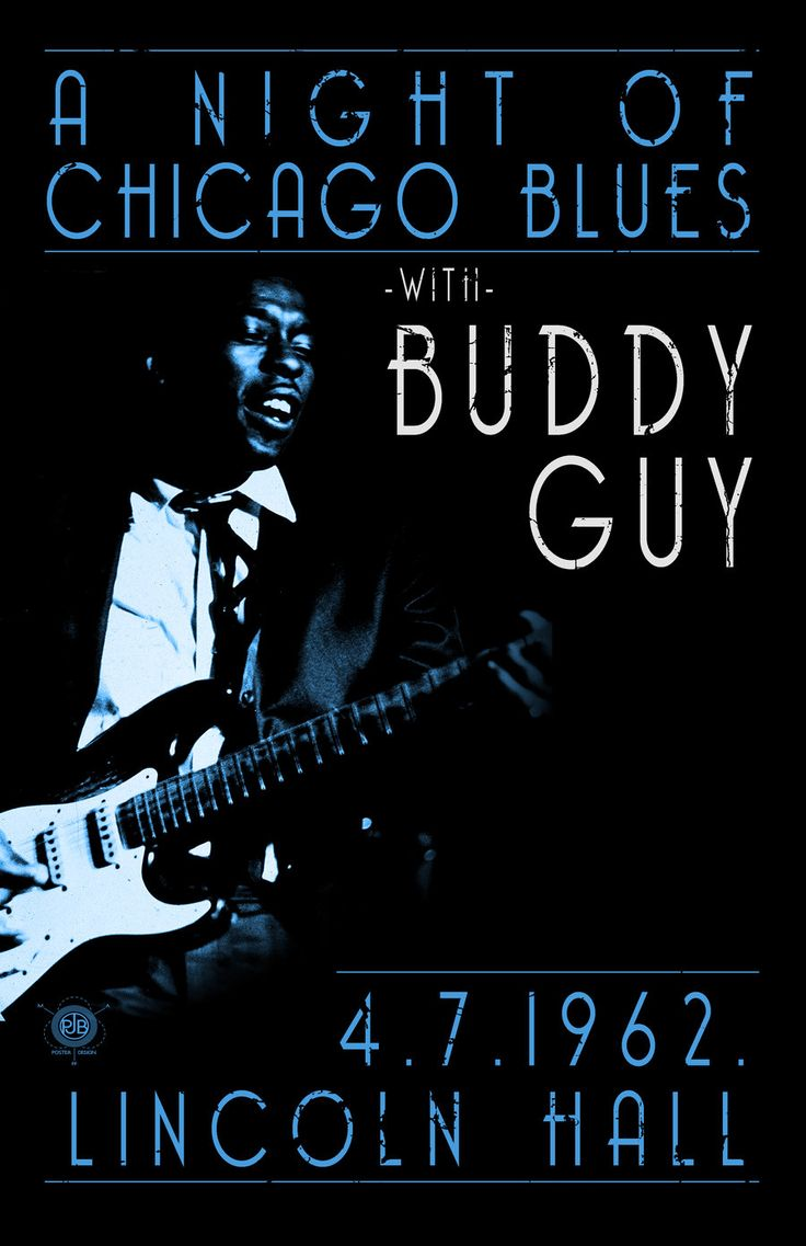 "Ranked 30th in Rolling Stone magazine's list of the ""100 Greatest Guitarists of All Time"", George ""Buddy"" Guy is known for his showmanship on stage: playing his guitar with drumsticks or strolling into the audience while playing solos. *On video Buddy plays ""Mary Had A Little Lamb"" and ""My Time After Awhile"", straight from his 1968 album ""A Man And The Blues"",  with Jack Bruce and Buddy Miles (1969)."