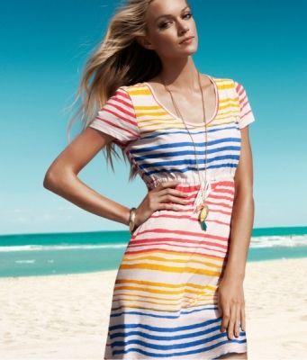 Yazlık Elbiseler 2016 Uzun ve Kısa