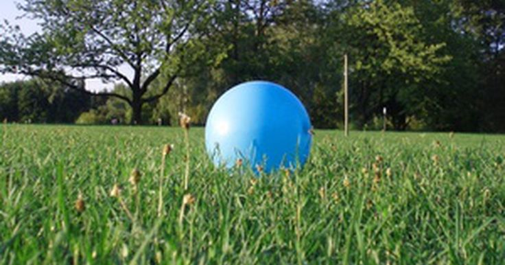 Cómo hacer una pelota de goma con látex líquido. Las pelotas de goma son juguetes coloridos para niños, vigentes desde hace muchos años. Producidos en muchos diseños, colores y tamaños, las pelotas de goma estaban disponibles originalmente en las máquinas expendedoras de goma de mascar pero actualmente pueden ser compradas en tiendas y sitios de venta en línea. Haz fácilmente pelotas de goma en ...