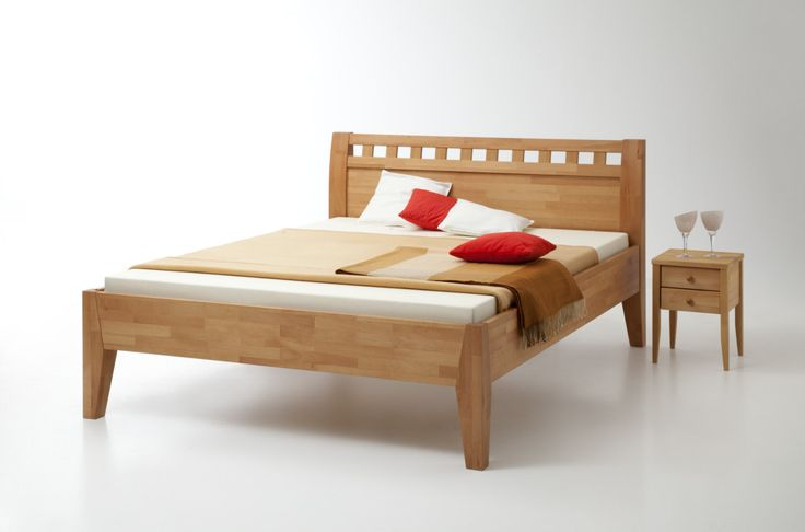 Bett 180 X 200 Cm Mit Nako-Set Buche Massiv Geölt Ms Schuon Comfort 500 Holz Modern Jetzt bestellen unter: https://moebel.ladendirekt.de/schlafzimmer/betten/massivholzbetten/?uid=fdf7698c-782f-56bd-9445-d90ff582531e&utm_source=pinterest&utm_medium=pin&utm_campaign=boards #betten #schlafzimmer #massivholzbetten