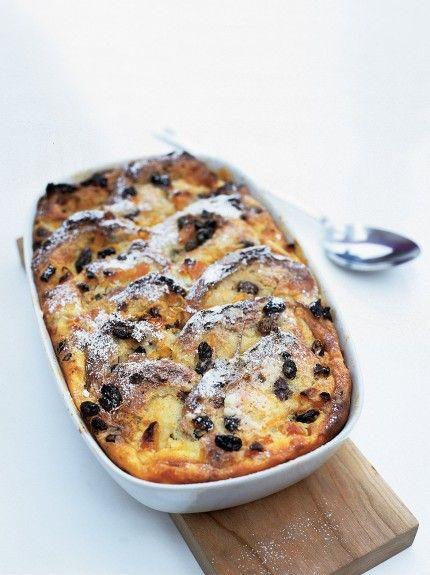 Bun & Butter Pudding | Bread Recipes | Jamie Oliver Recipes