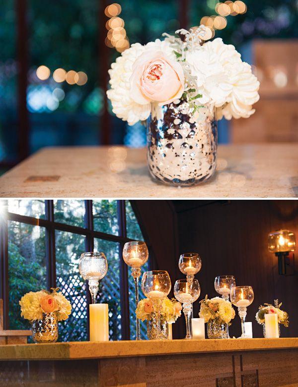 Warm & Cozy Cabin Wedding {Rustic + Glam} Trending now! 2014