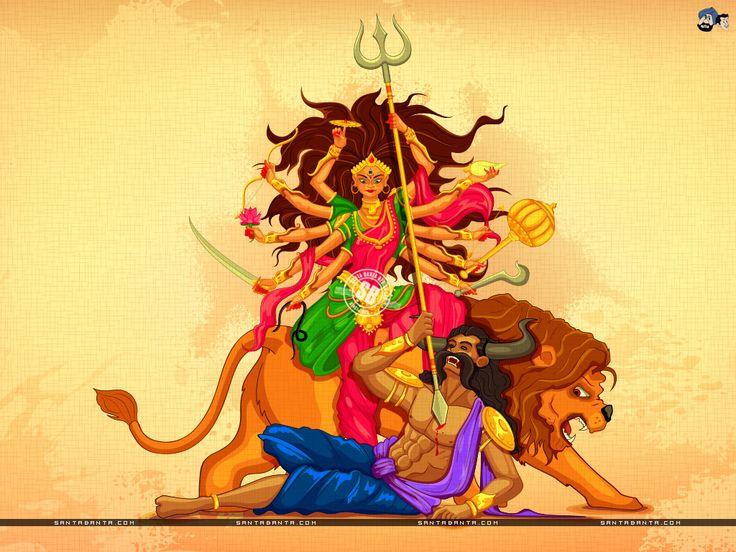 Goddess Durga Wallpaper #58