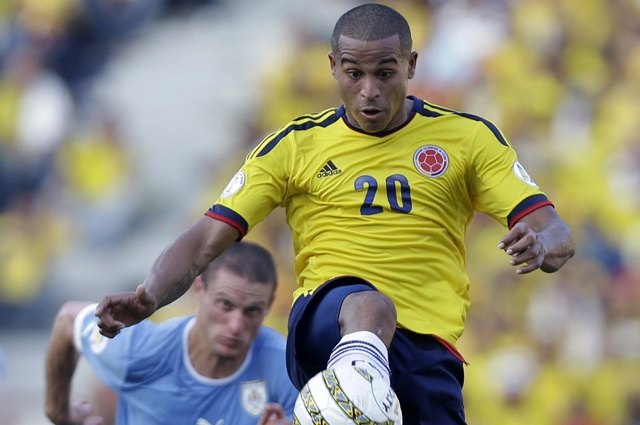TORRES, Macnelly | Midfield | Atlético Nacional (COL) | @Macne10 | Click on photo to view skills